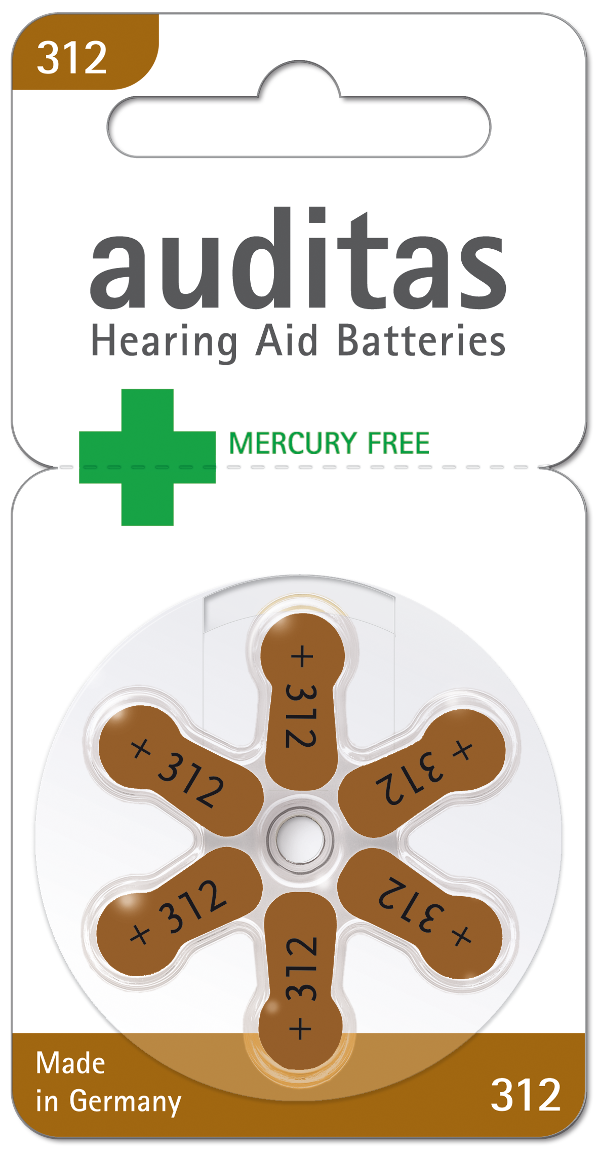Auditas Mercury Free