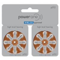 power one Mercury Free p312 TWIN pack: 10 Blister