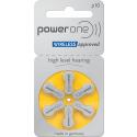 power one Mercury Free  p10: 120 Batterien