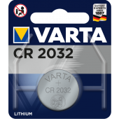 VARTA CR 2032: 1 Blister