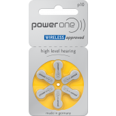 power one Mercury Free  p10: 6 Blister