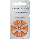 power one Mercury Free p13: 20 Blister