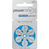 power one Mercury Free p675: 36 Batterien